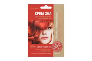 Крем-хна Класическая FitoКосметик 50мл