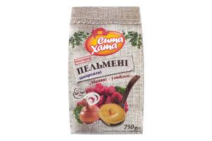 Пельмені заморожені Мамині - улюблені Сита Хата м/у 750г