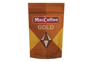 Кава натуральна розчинна сублімована Gold MacCoffee д/п 60г