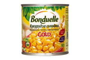 Кукуруза сладкая Gold Bonduelle ж/б 340г