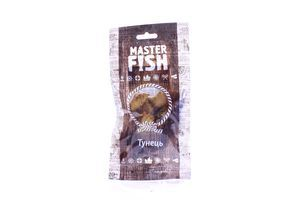Тунец вяленый кусочки б/ш Master Fish м/у 30г