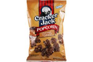 Cracker Jack Popcorn Chocolate & Caramel