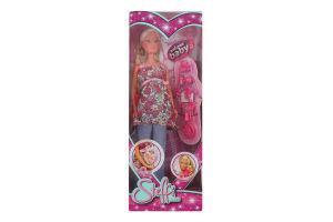 Лялька для дітей від 3-х років №5734000 Welcome baby Steffi love Simba 1шт