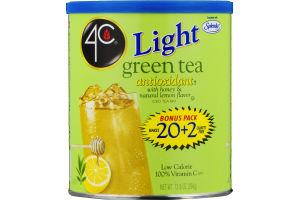 4C Light Green Tea