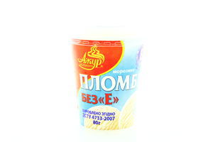Мороженое Ажур Пломбир без Е карт стакан 80г