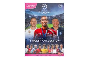 Альбом для стикеров UEFA Champions League 2019/20 Topps 1шт