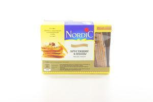 Хлебцы хрустящие из злаков многозерновые Nordic 100г