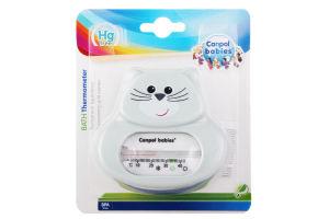 Термометр для ванны №56/142 Canpol babies 1шт