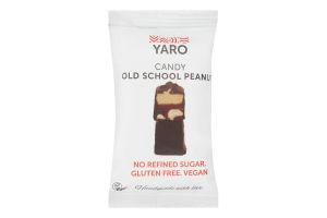 Цукерка Old school peanut Yaro м/у 18г