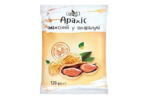 Арахис жареный в шкарлупе Smart Snack м/у 120г