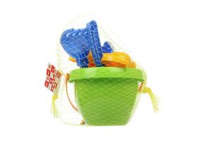 Набор песочный для детей от 3лет Крошка Numo toys 1шт