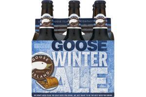 Goose Island Winter Ale Bottles - 6 PK