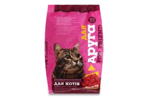 Корм сухий для котів Класік Для Друга м/у 1кг