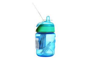 Чашка для пиття з м'яким носиком 260мл для дітей від 9-ти місяців №SCF553/00 Avent 1шт
