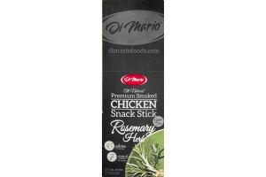 DiMario Premium Smoked Snack Sticks Chicken Rosemary Herb - 20 CT