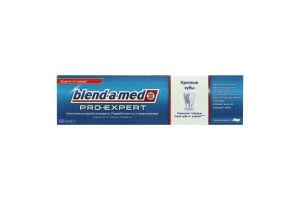 Зубна паста BLEND_A_MED ProExpert Міцні зуби Тонізуюча м_ята 100мл