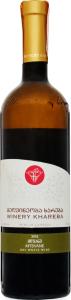 Вино Khareba Mtsvane 2015 біле сухе 0.75л х6