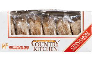 Country Kitchen Fine Donuts Cinnamon