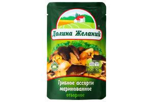 Ассорти грибное Долина желаний маринованные д/п ^