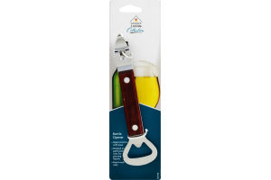 Smart Living Bottle Opener