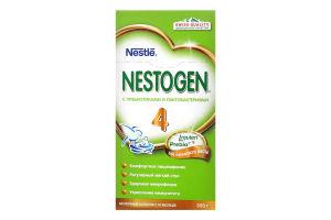 Суміш молочна суха для дітей від 18міс №4 Nestogen к/у 350г