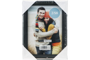 Home Profiles 5 X 7 Picture Frame Black