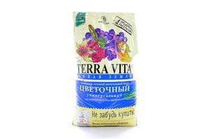 Грунт Terra Vita цветочный 5л