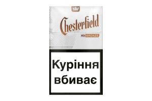 Сигареты Chesterfield Bronze 20шт