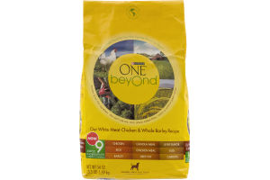 Purina One Beyond White Meat Chicken & Whole Barley Recipe Adult Dog Food