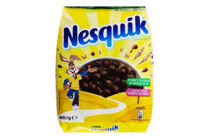Завтраки сухие с витаминами и минеральными веществами Nesquik м/у 460г