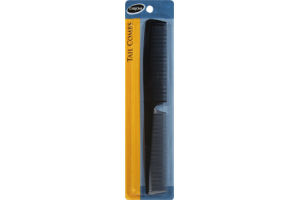 CareOne Tail Combs - 2 CT