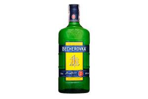 Настойка ликерная 0,35л 38% Becherovka