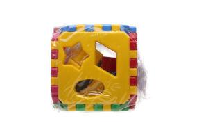 Іграшка куб Розумний малюк ТехноК