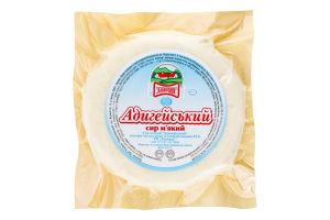 Сыр 45% мягкий Адыгейский Злагода в/у 0.3кг