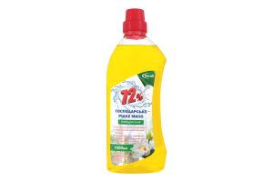 Мыло жидкое хозяйственное натуральное 72% Кavati 1000мл