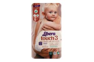 Підгузники-трусики для дітей 5-9кг 3 Touch Libero 38шт
