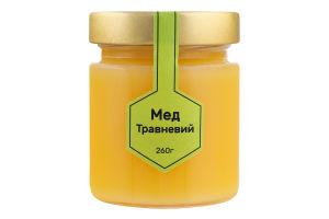 Мед Травневий Медова еліта с/б 260г
