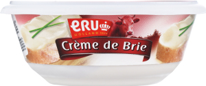Сир плавлений 50% вершковий Брі Eru п/у 120г