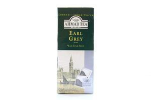 Чай Ahmad Earl Grey ф/п 40*2г