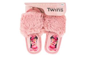 Капці відкриті домашні дитячі Twins №6405 30-31