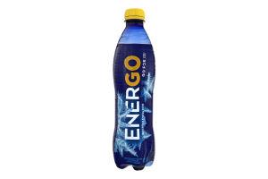 Напій енергетичний безалкогольний сильногазований Cool Effect Energo п/пл 0.5л