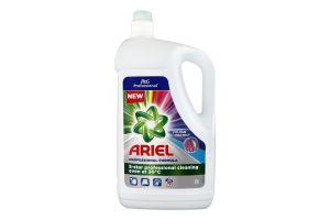 Средство для стирки жидкое Professional Formula Color Ariel 4.95л
