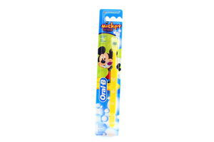 Зубная щетка Mickey for kids Oral-B 1шт