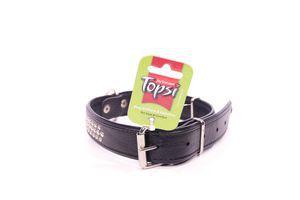 Нашийник Topsi для собак подвійний 48-63 см арт.30279 х6