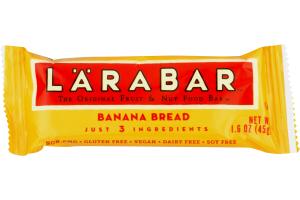 Larabar The Original Fruit & Nut Food Bar Banana Bread