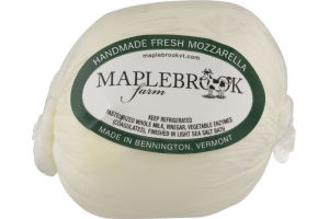 Maplebrook Farm Handmade Fresh Mozzarella
