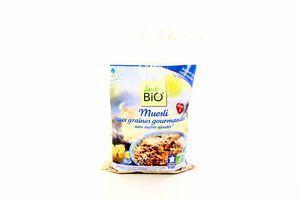 Мюсли с семенами без сахара Jardin Bio м/у 375г