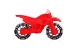 Іграшка для дітей від 12міс №39534 Мотоцикл Kid cars sport Wader 1шт