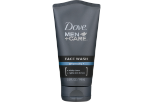 Dove Men + Care Face Wash Hydrate +