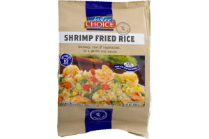 Tastee Choice Shrimp Fried Rice